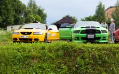 """Roadshow """"Mustang 50 years"""""""